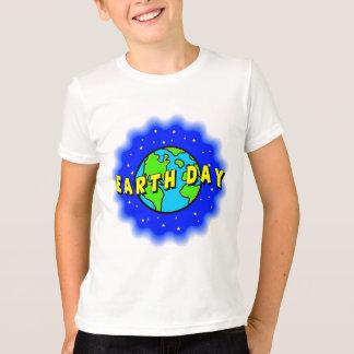 Tag der Erde-T-Stück und Geschenke T-Shirt