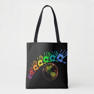 Tag der Erde täglich Tasche