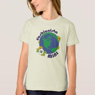 Tag der Erdefashionista-Miniplaneten-Entwurf T-Shirt