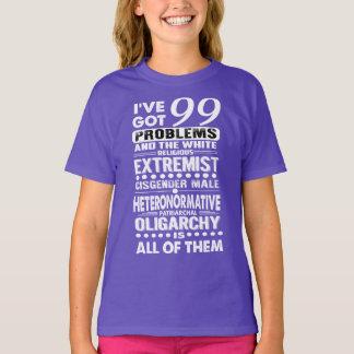 Tag der Ruhe? Tragen Sie dann die Mitteilung auf T-Shirt