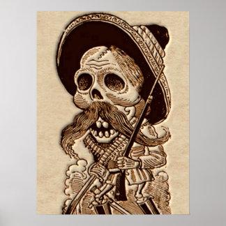 Tag der Toten - Dia de Los Muetos Poster