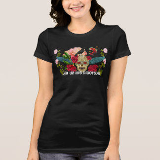 Tag des toten personalisierten angepassten T - T-Shirt