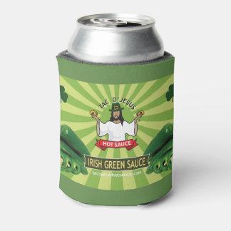 Tag St. Pattys Tac-O'Jesus kann cooler Dosenkühler