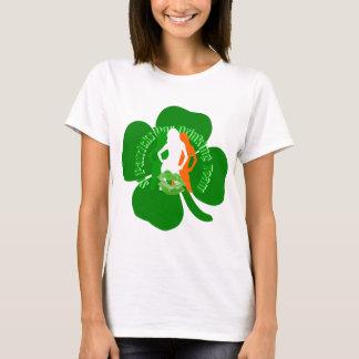 Tagestrinken St. Patricks Mädchen des Spaßes T-Shirt