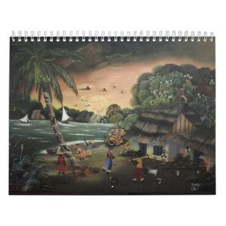 Tägliches Leben Kalender