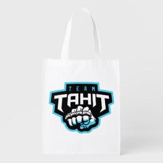 Tahit ursprüngliche wiederverwendbare Tasche Wiederverwendbare Einkaufstasche