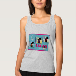 Tahiti mc tank top