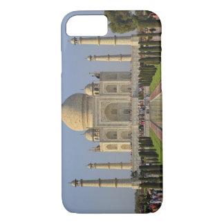 Taj Mahal, ein Mausoleum gelegen in Agra, Indien, iPhone 8/7 Hülle