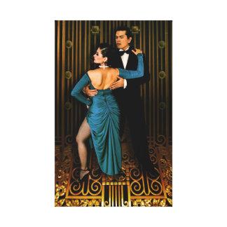 Takes 2 to Tango Galerie Faltleinwand