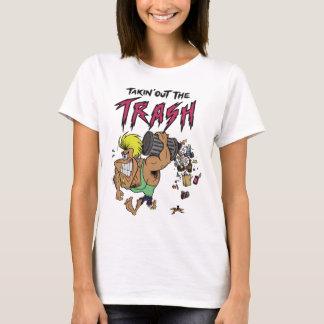 Takin heraus der Abfall-T - Shirt