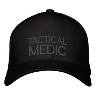 Taktischer Mediziner-mittlere Profil Flexfit Kappe