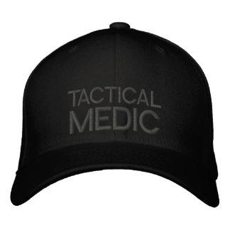 Taktischer Mediziner-mittlere Profil Flexfit Kappe Besticktes Cap