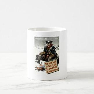 Tal-Schmiede-Soldat -- Propaganda WW2 Kaffeetasse