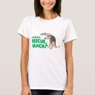 Tamandua T-Stück T-Shirt