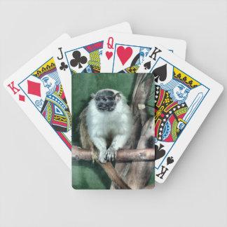 Tamarin-Affe-Spielkarten Bicycle Spielkarten