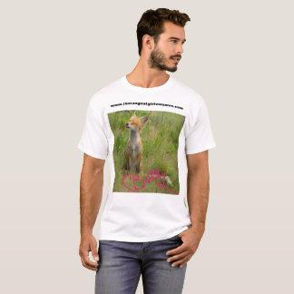 Tangente-Mädchen-Volumen-T-Stück (zusätzliche T-Shirt