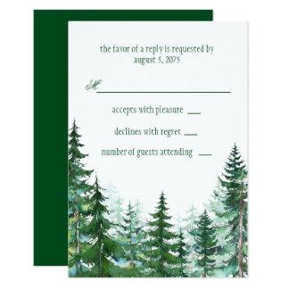 Tannen-Baum-Hochzeit UAWG Karte