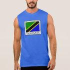 Tansania Ärmelloses Shirt