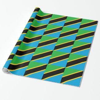 Tansania Einpackpapier