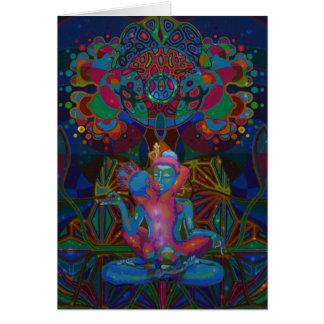 tantra lovers digital - 2013 grußkarte