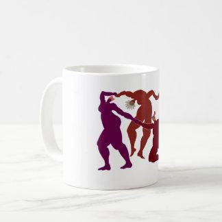 Tanz der Einbeziehungs-Tasse Kaffeetasse