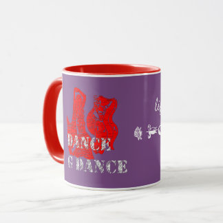 Tanz g-Tanz Tasse