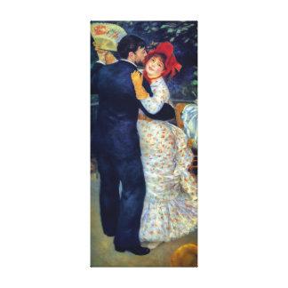 Tanz in der Land Renoir schönen Kunst Leinwanddruck