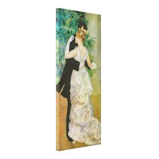 Tanz in der Stadt Renoir schönen Kunst Leinwanddruck
