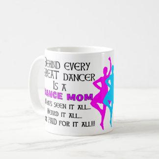Tanz-Mama Kaffeetasse
