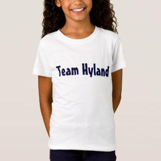Tanz-Mamma-Art T-Stück Shirt-Team Hyland T-Shirt