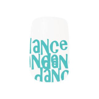 Tanz-Nagel-Kunst durch Dal Minx Nagelkunst