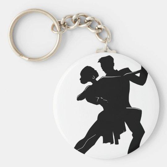 Tanz Schlüsselanhänger