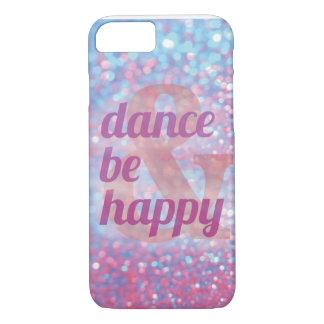 Tanz u. ist glücklicher iPhone 7 Fall iPhone 7 Hülle