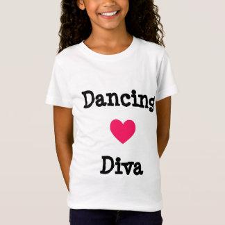 Tanzen-Diva-T-Shirt T-Shirt