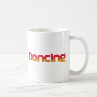 Tanzen Kaffeetasse