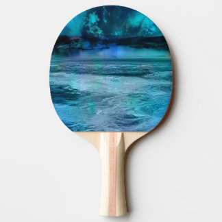 Tanzen-Lichter Tischtennis Schläger