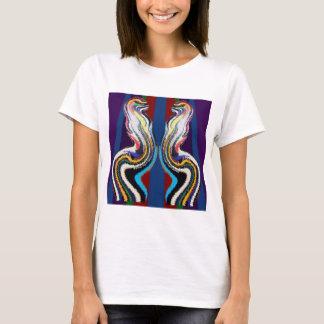 Tanzen-Paare - glücklicher Tanz T-Shirt