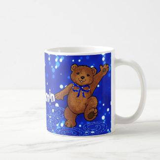 Tanzen-Teddybär Tee Haferl