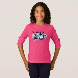 Tänzer abstrakt (Chloe) T-Shirt