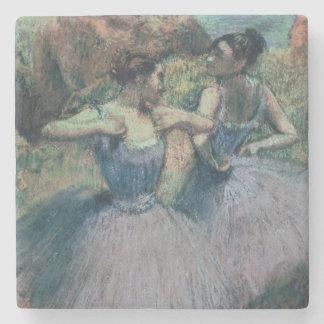 Tänzer Edgar Degass | im Veilchen Steinuntersetzer