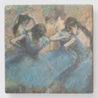 Tänzer Edgar Degass | in Blau, 1890 Steinuntersetzer