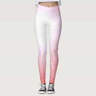 Tänzer-rosa Gamaschen-Mode-Trainings-Sport Leggings