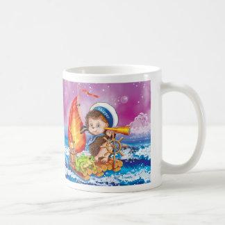 Tapferer Seemann Kaffeetasse