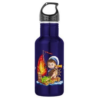 Tapferer Seemann Trinkflasche