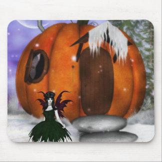 Tapis de souris de fée de Halloween