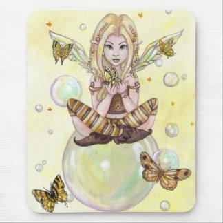 Tapis de souris de fée d'or