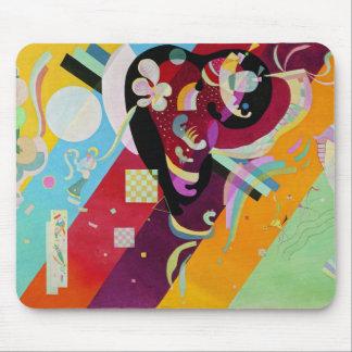 Tapis de souris de la composition IX en Kandinsky