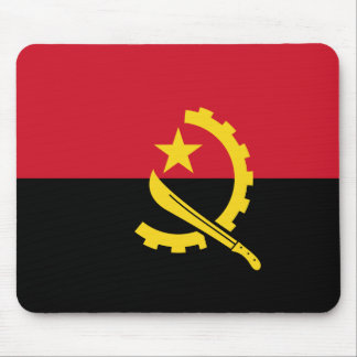 Tapis De Souris Drapeau de l'Angola - le Bandeira De Angola