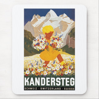 Tapis De Souris Kandersteg