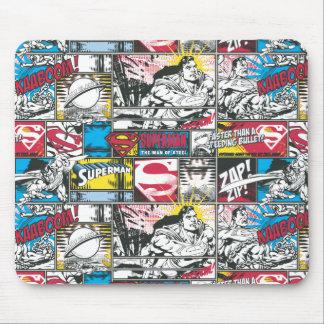 Tapis De Souris Motif 2 de logo de Superman